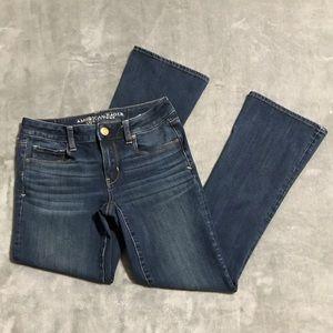 🦅American Eagle Skinny Kick 360° Stretch Jeans!